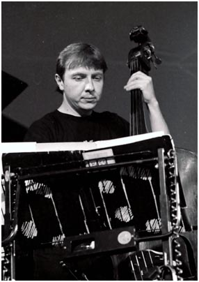 Boris Kozlov 0973602 Brecon Jazz Fest., Brecon, Wales. August 1999 Images of Jazz