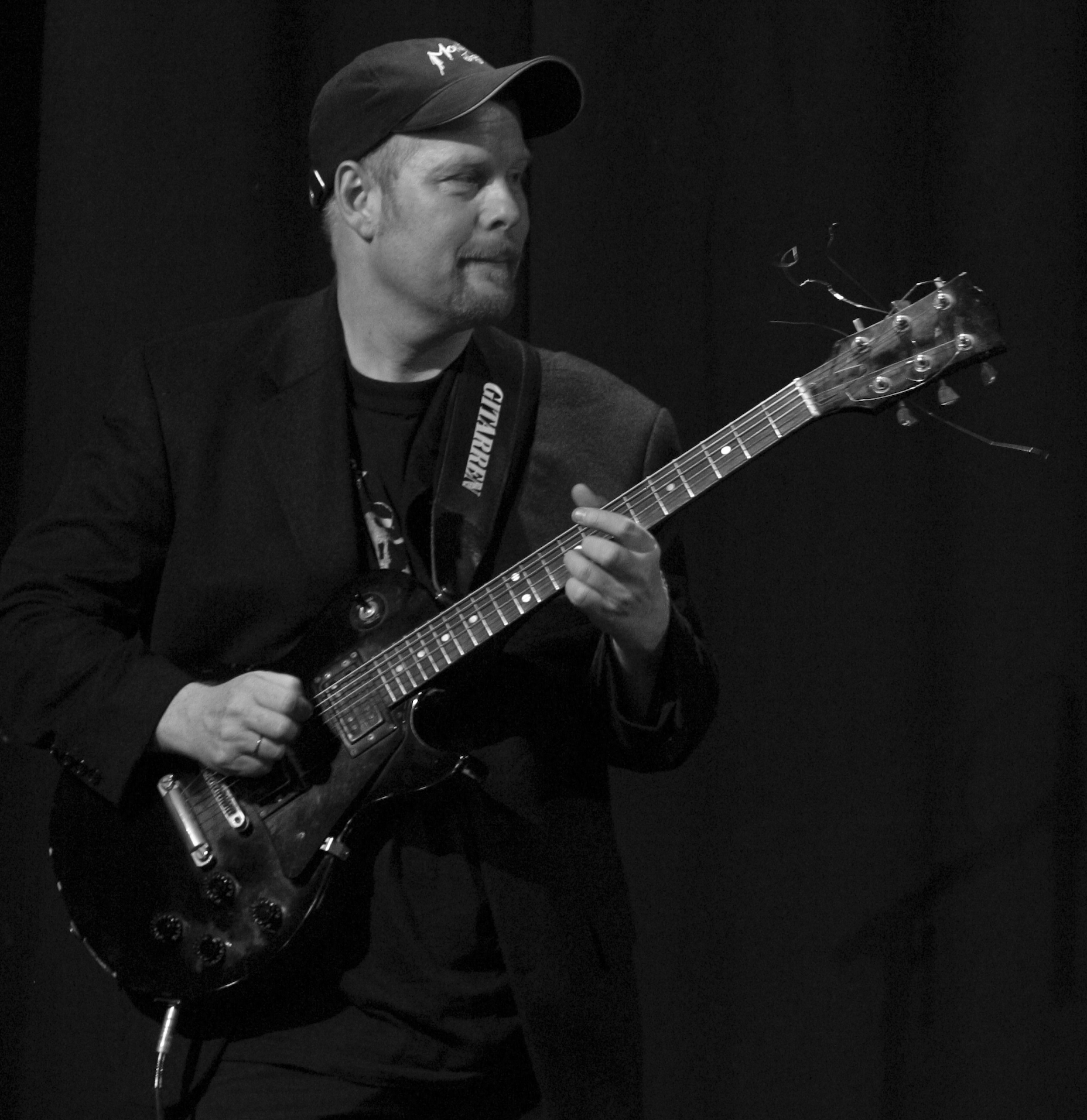 Ulf Wakenius (Guitar) on Copenhagen Jazzhouse 2005, Copenhagen, Denmark