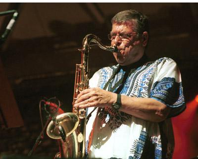 Alan Skidmore, Brecon Images of Jazz
