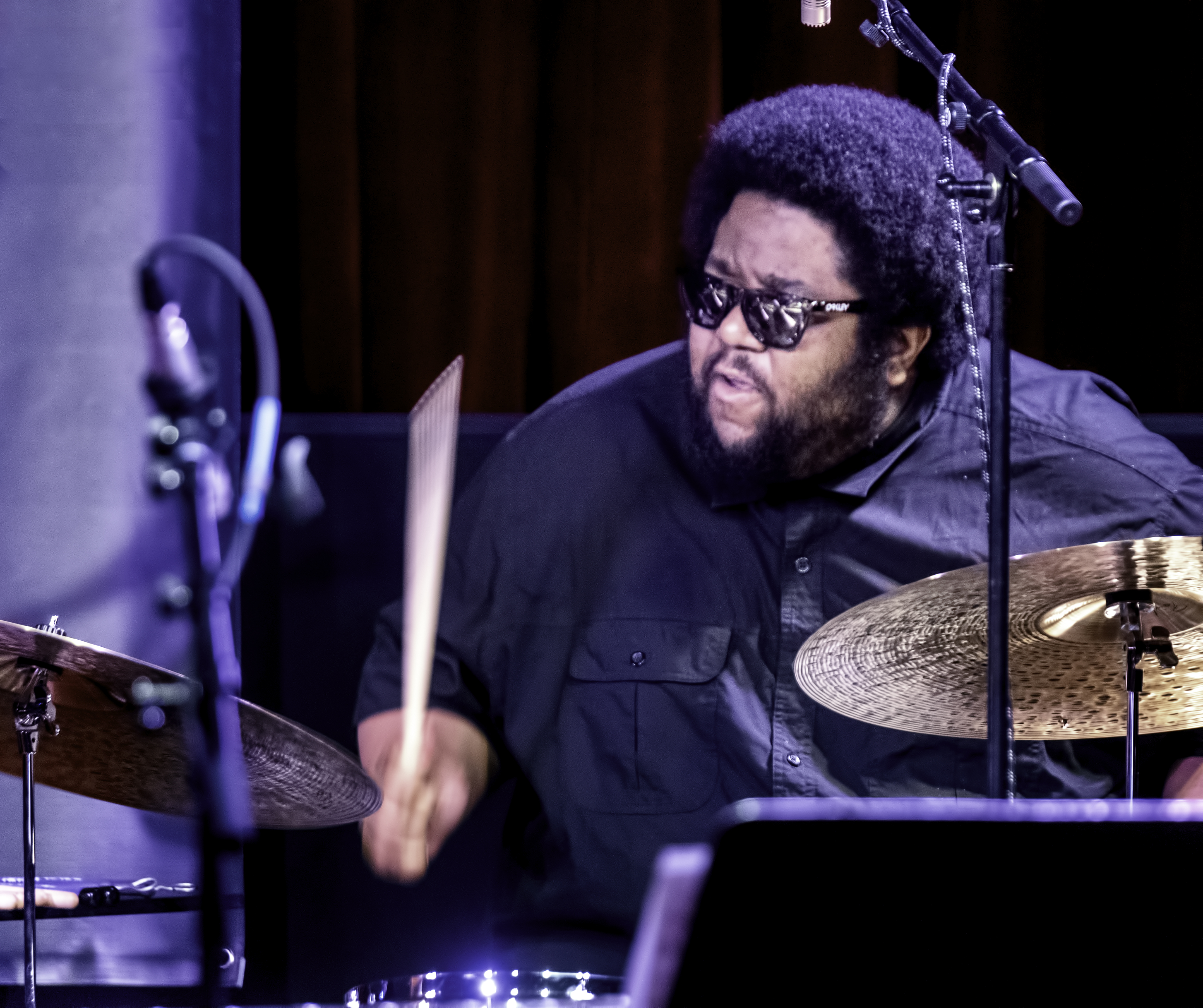 Tyshawn Sorey with Sextet at the NYC Jazz Gallery
