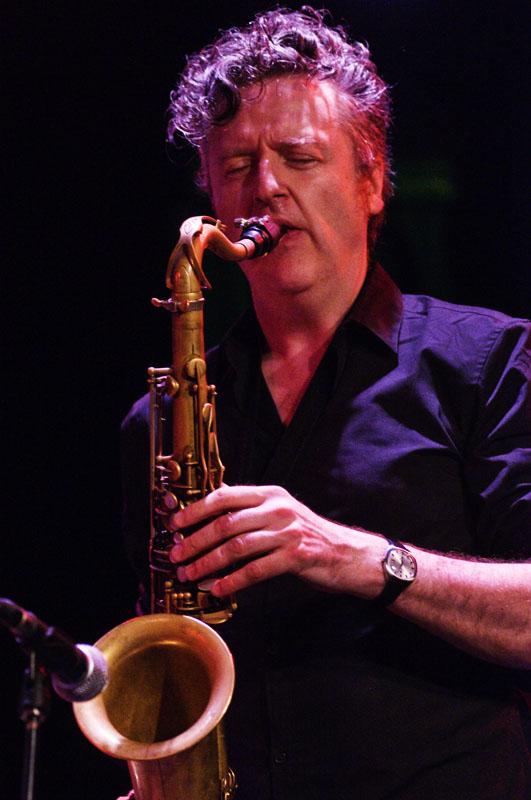 Julian Siegel, td Ottawa Jazz Festival