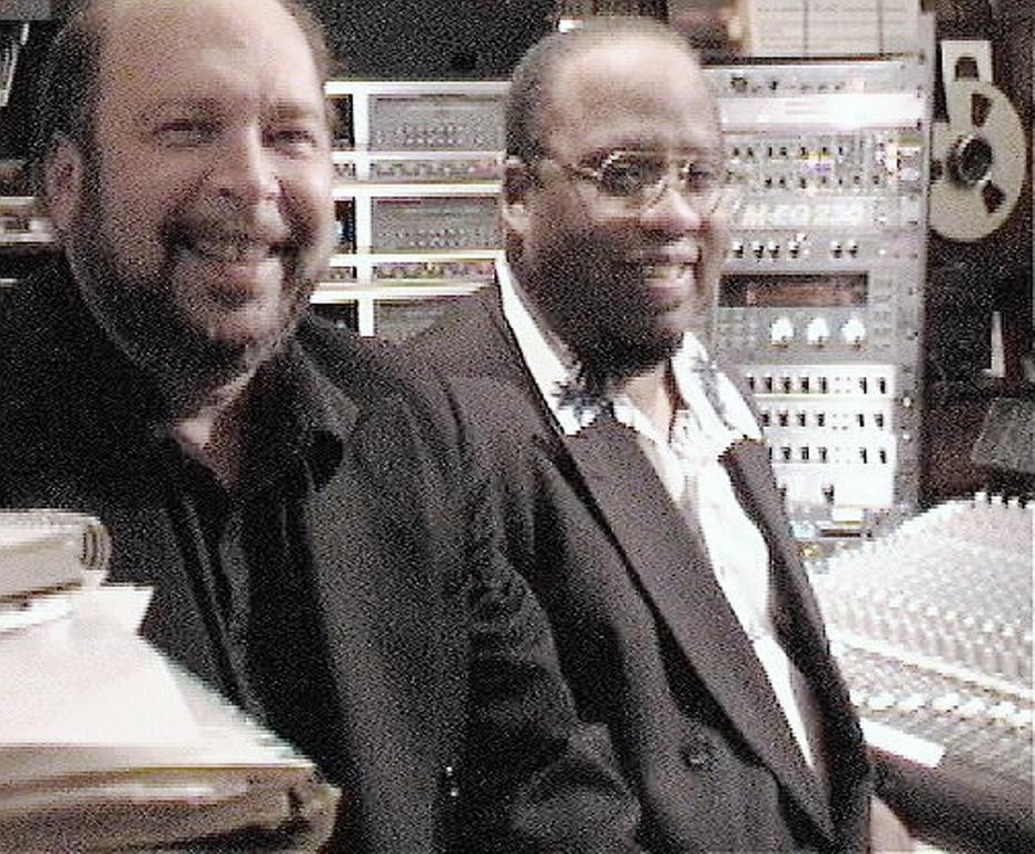 Mark Kramer and Charles Fambrough (Broski)