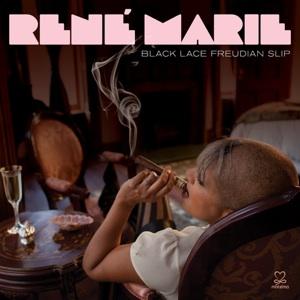Black Lace Freudian Slip Cover