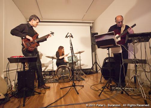 20110115: David Leikam/zBug at Meridian Gallery, San Francisco
