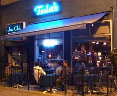 Patio Hang At Tula's