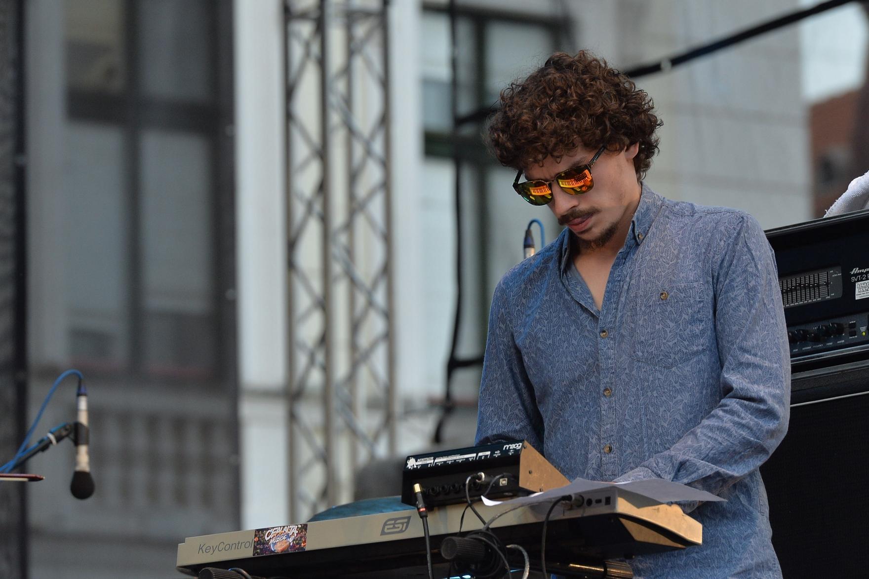 Albert Tajti at JazzTM Festival