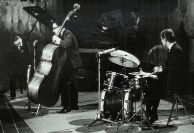 Bill Evans Trio 1966 - Bill Evans, Eddie Gomez, Alex Riel
