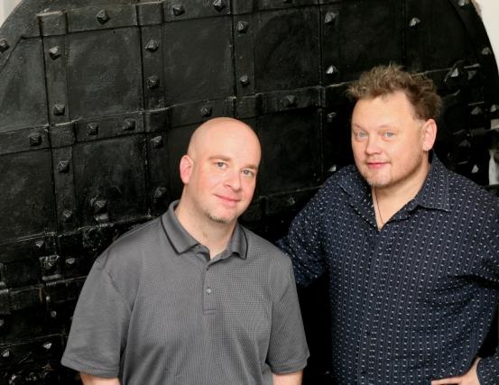 Keith Javors and Oleg Kireyev