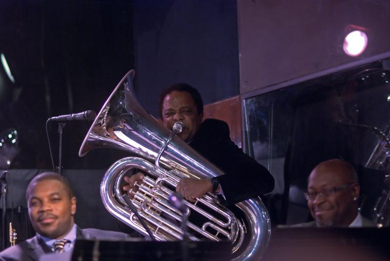 Howard Johnson on Tuba