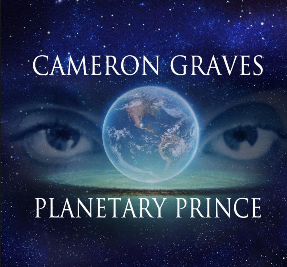 Planetary Prince CD Cover - Cameron Graves