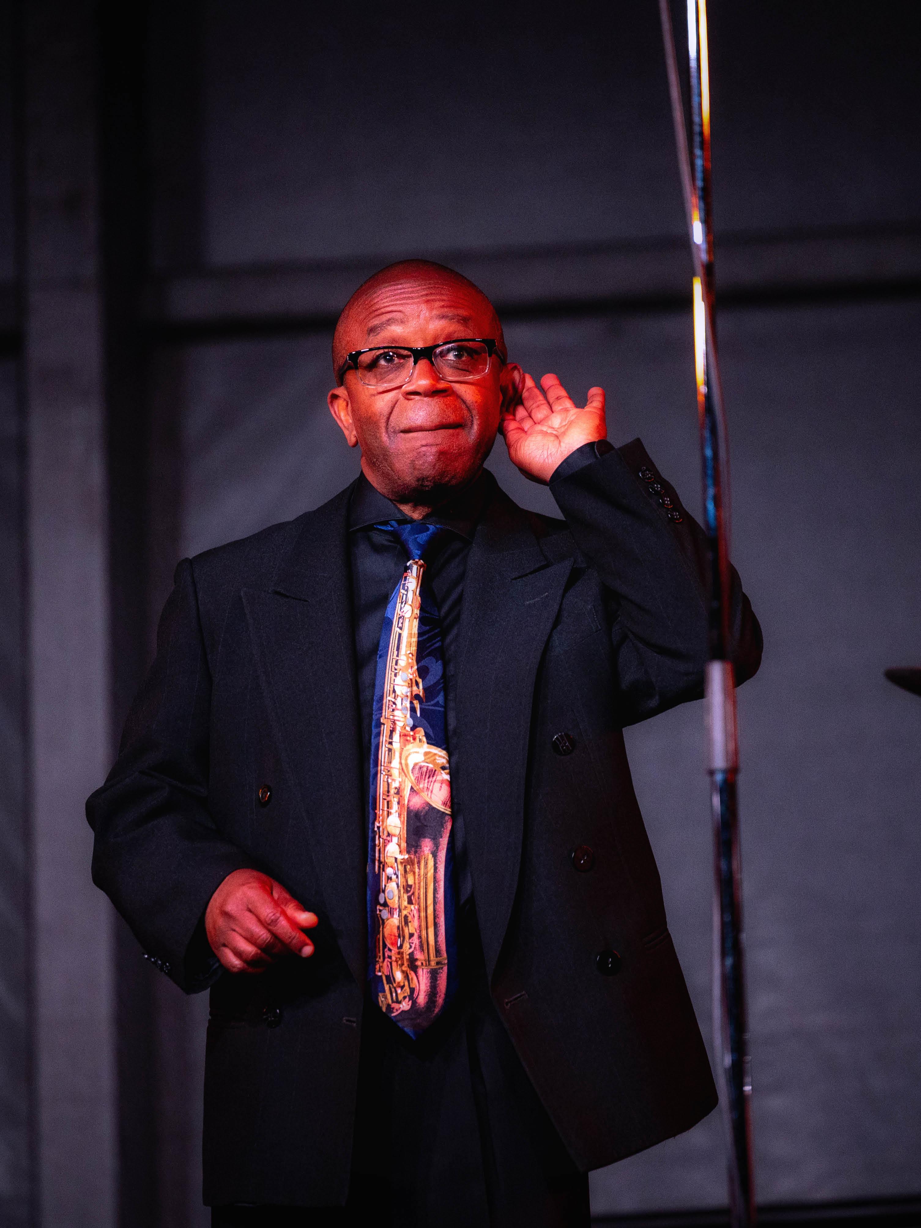 Kenny Washington with the John Toomey Trio