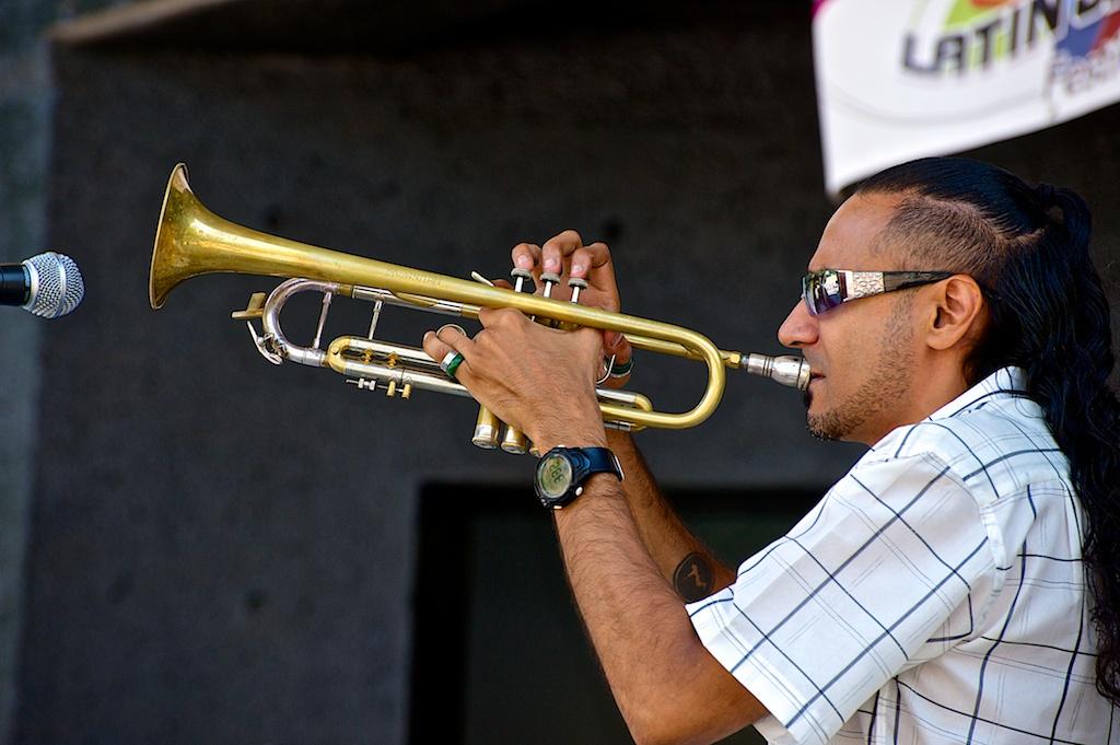 Brownman & Cruzao - Pan American Latin Jazz Festival - Toronto