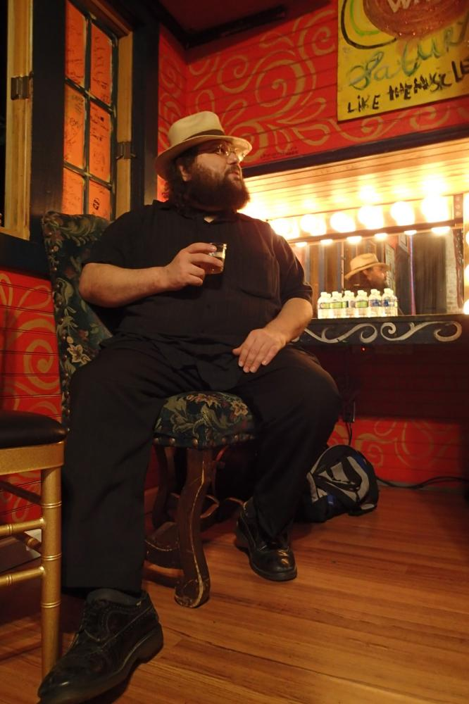 House Of Blues New Orleans Green Room A