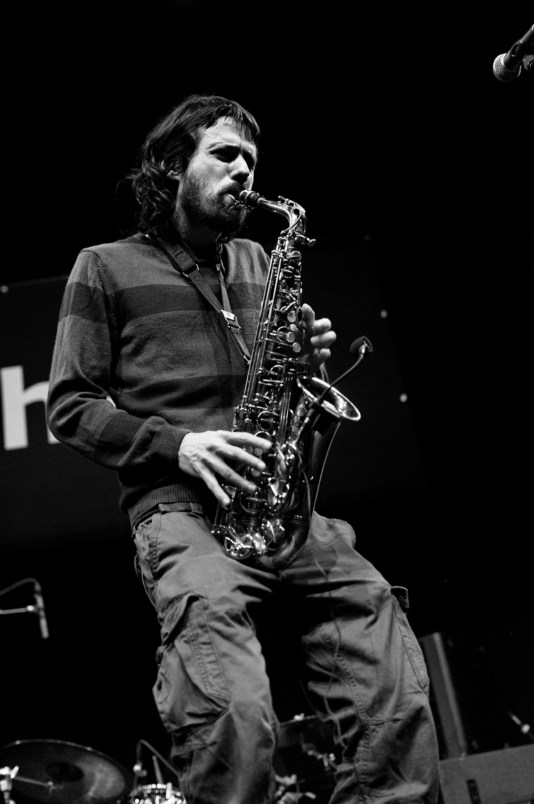 Filthy Habits Ensemble - Jazzahead 2012