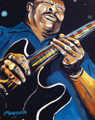 BB King Color