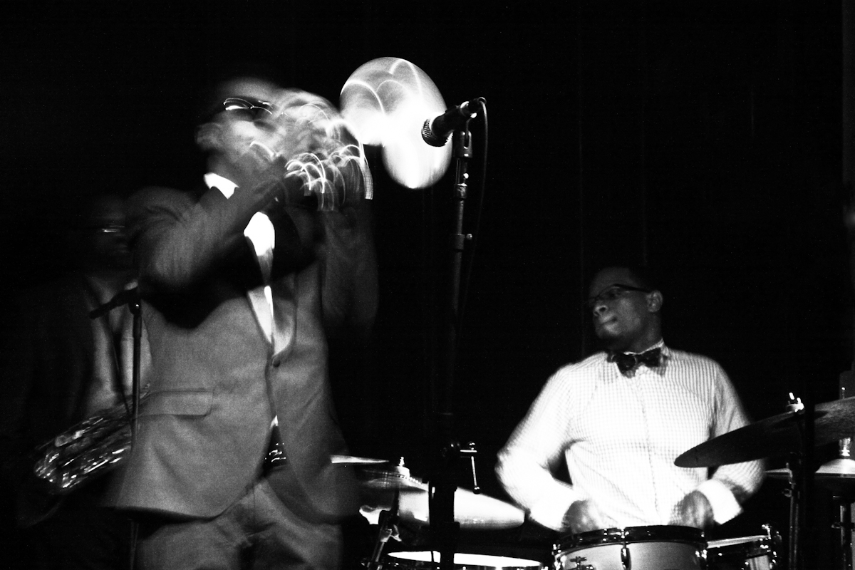 Roy Hargrove at Scullers Jazz Club - Jan 2013
