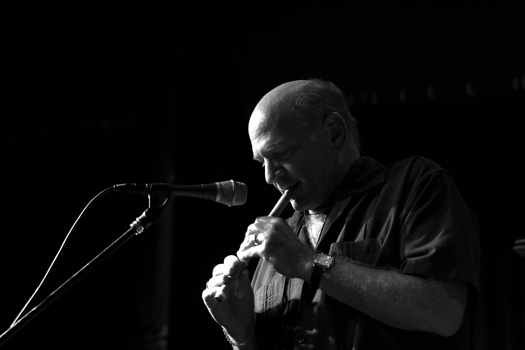 Dave Liebman - Dave Liebman &Amp; Jacek Kochan Quartet, Gdynia in Jul. 2008