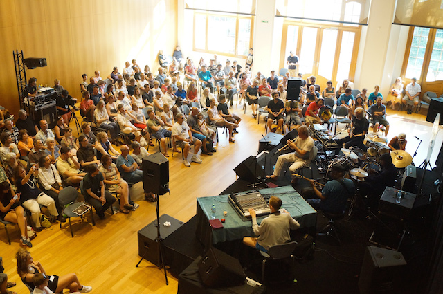 Montreux Jazz Workshops: A Fine, Free Forum