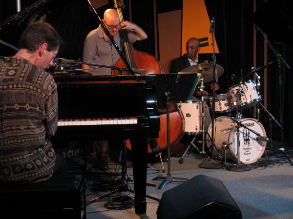 Fred Hersh Trio, at the 2010 Monterey Jazz Festival