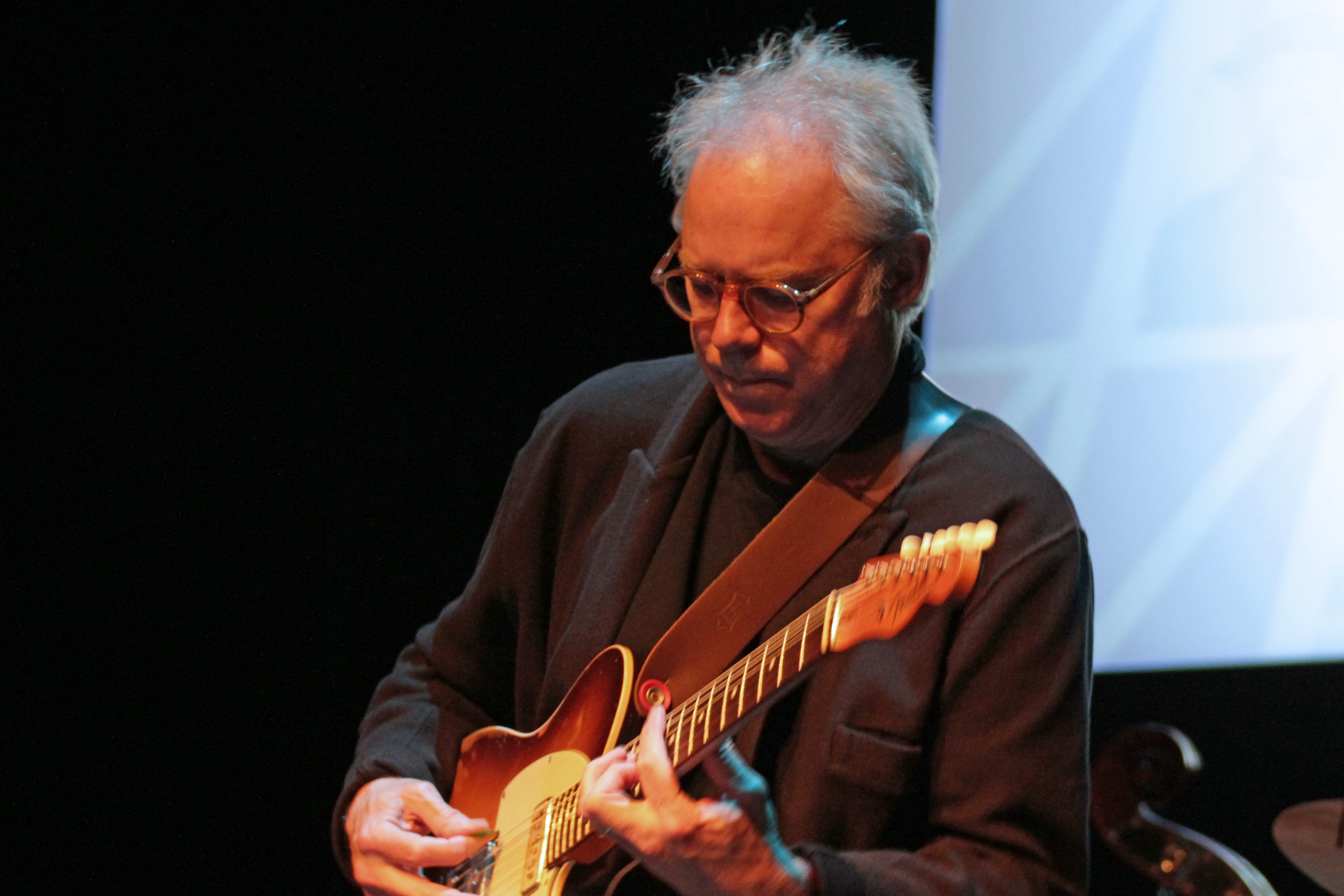 Bill frisell at tri-c jazzfest cleveland 2013
