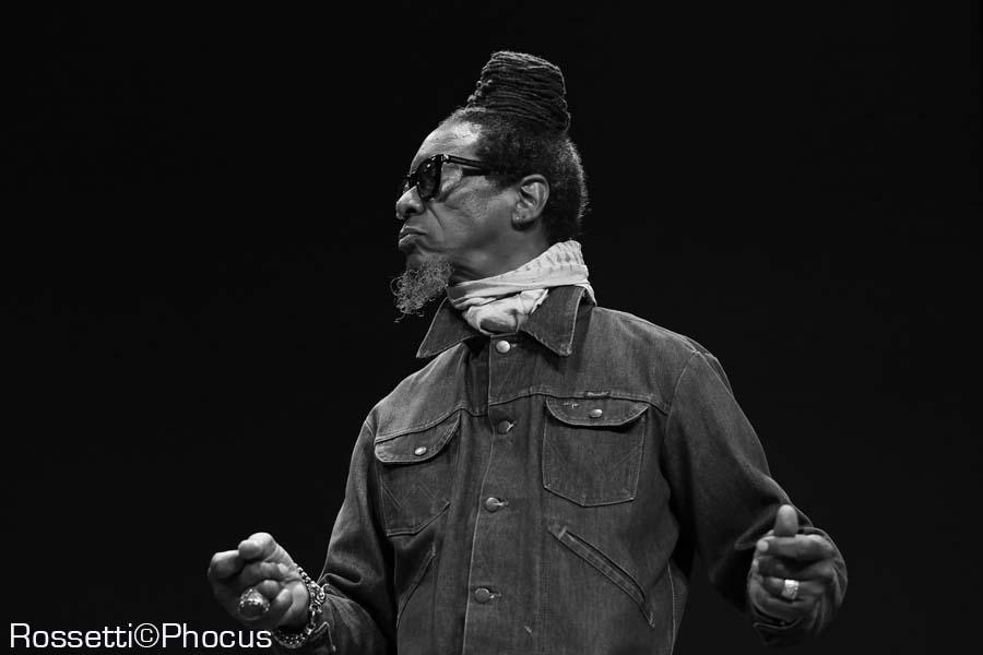 Burnt Sugar Arkestra - Mikel Banks