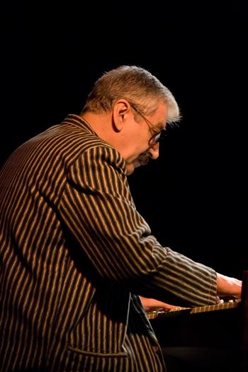 Wojciech Karolak - Jazz in the Forest Festival - Suleczyno/ Poland in Jul. 2008