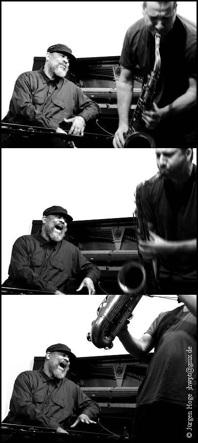 Assif Tsahar + Cooper Moore