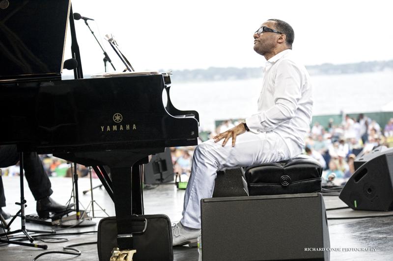 Gonzalo Rubalcaba / Newport Jazz Festival 2011
