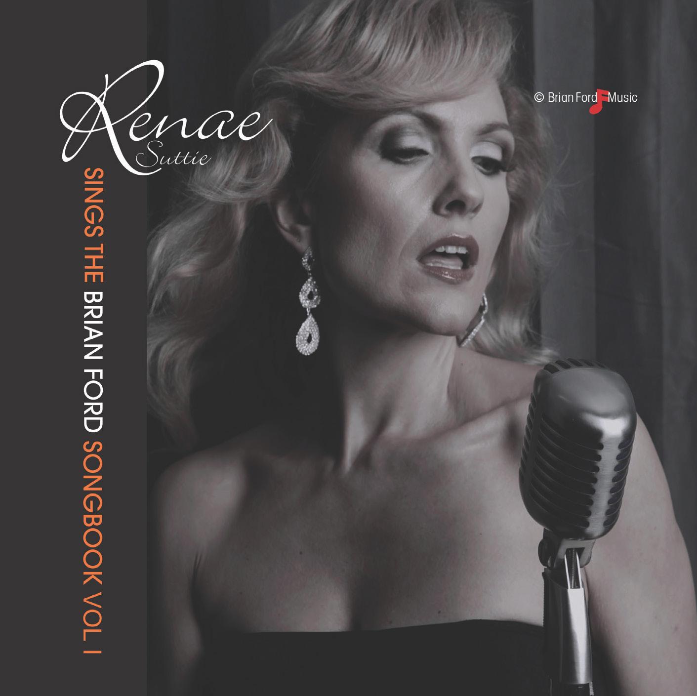 Renae Suttie sings the Brian Ford Songbook