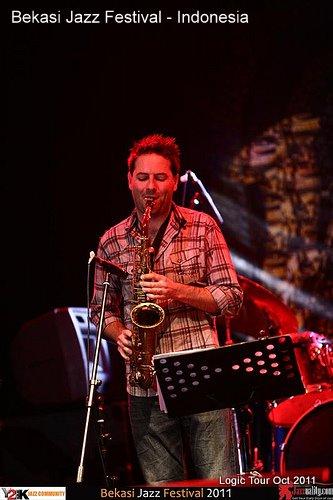 Logic @ Bekasi Jazz Festival, Indonesia