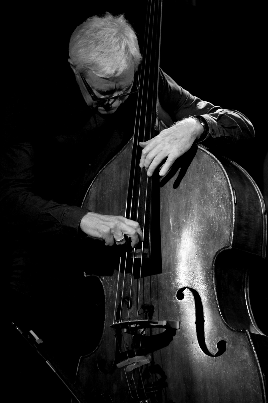 Bo Stief, Bass, on Jazzhus Montmartre, Copenhagen, Denmark