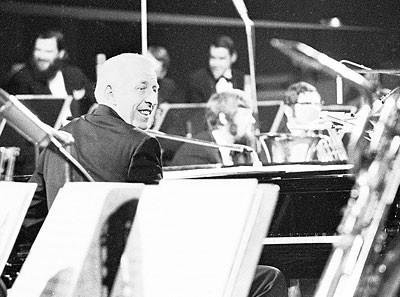 Stan Kenton in Berlin 1969