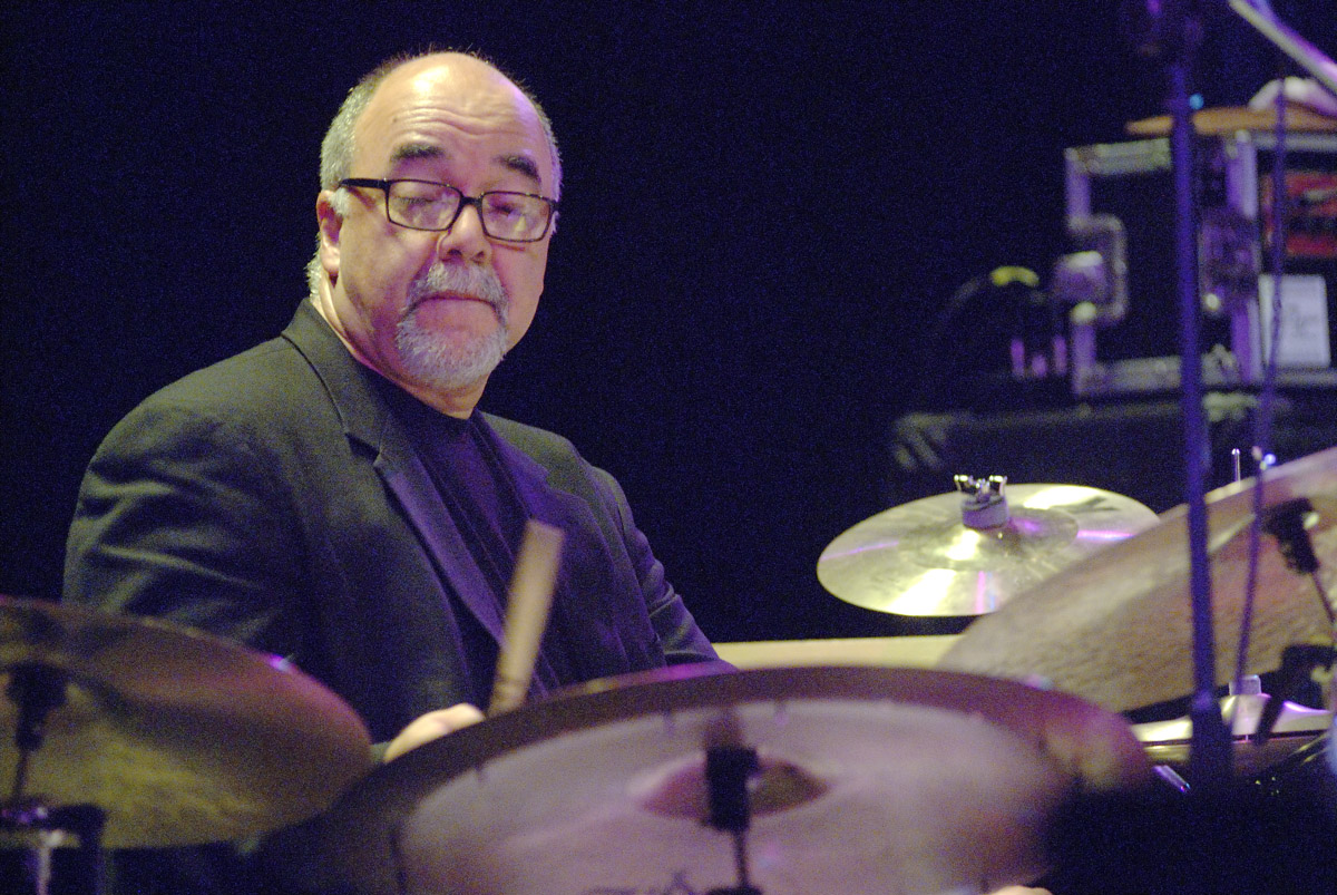 © Jazz en Dominicana, Peter Erskine. All Rights Reserved.