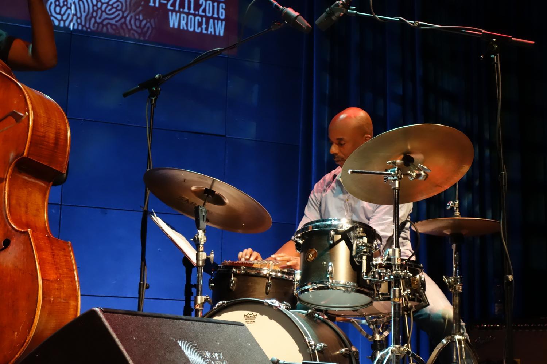 Chad Taylor, Jazztopad 2016, Wroclaw