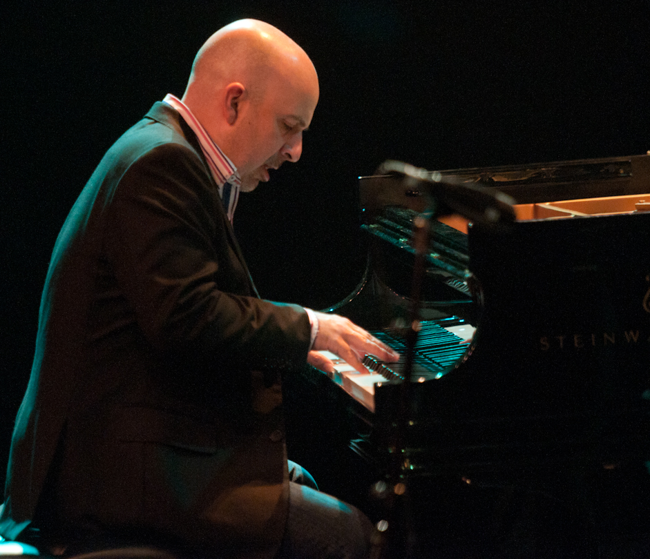 Peter Martin with Christian McBride and Inside Straight at the Montreal International Jazz Festival 2011