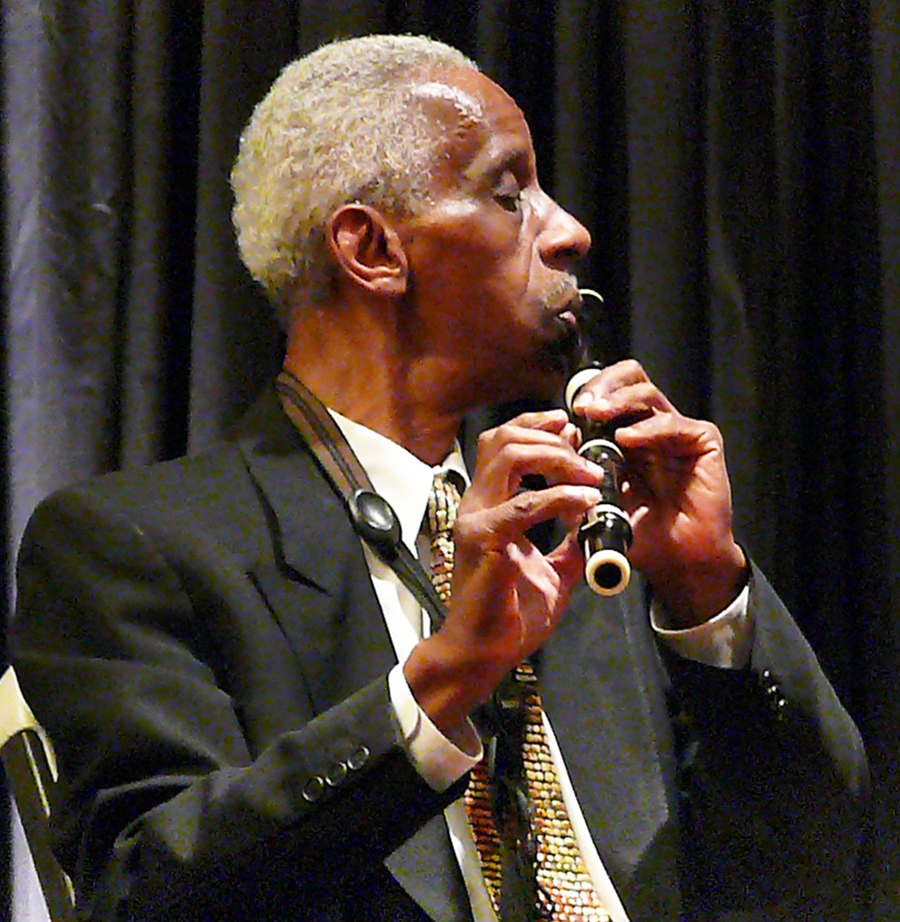 Roscoe Mitchell in Houston