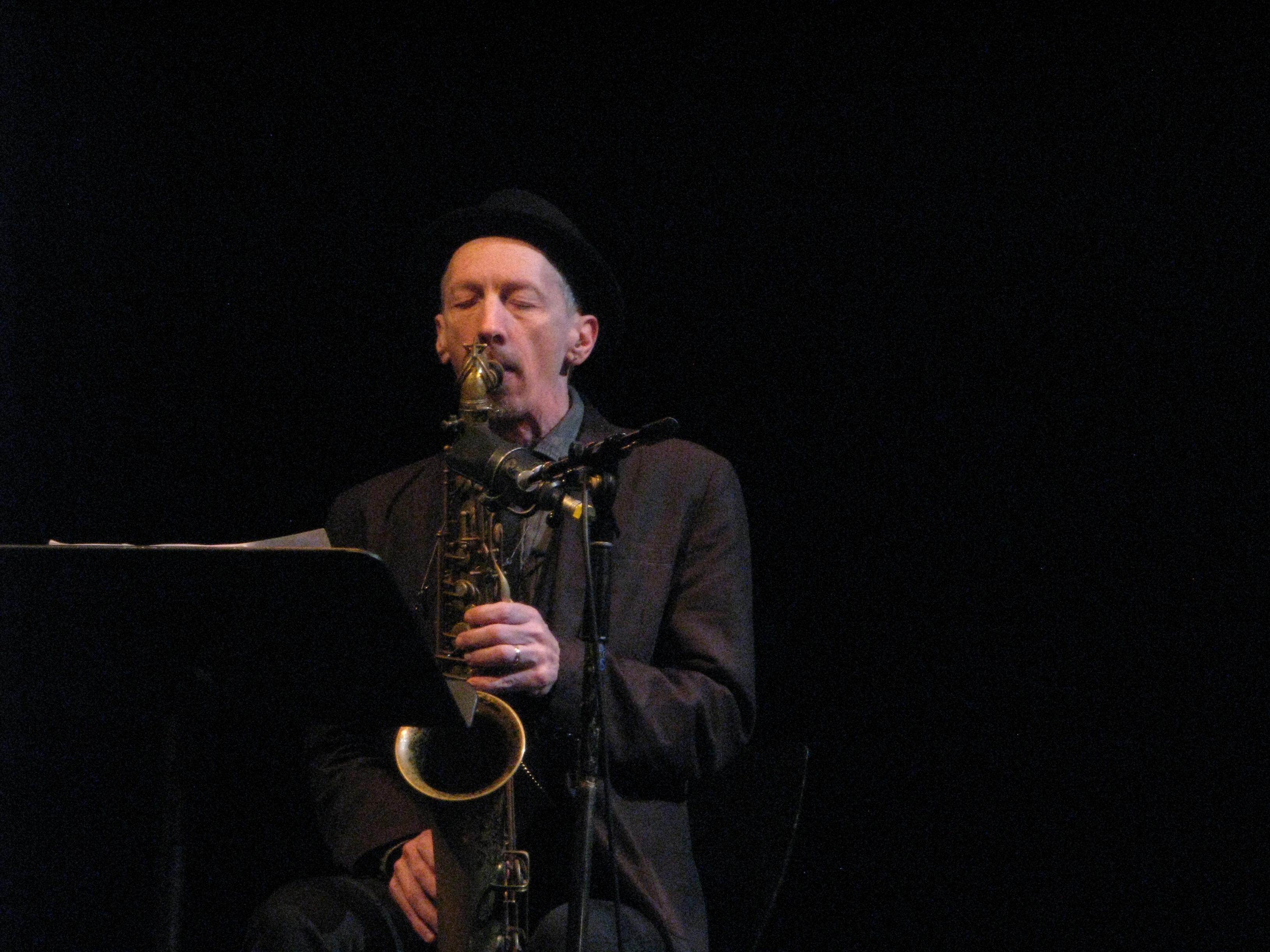Ellery Eskelin Jazzdor Strasbourg 2014