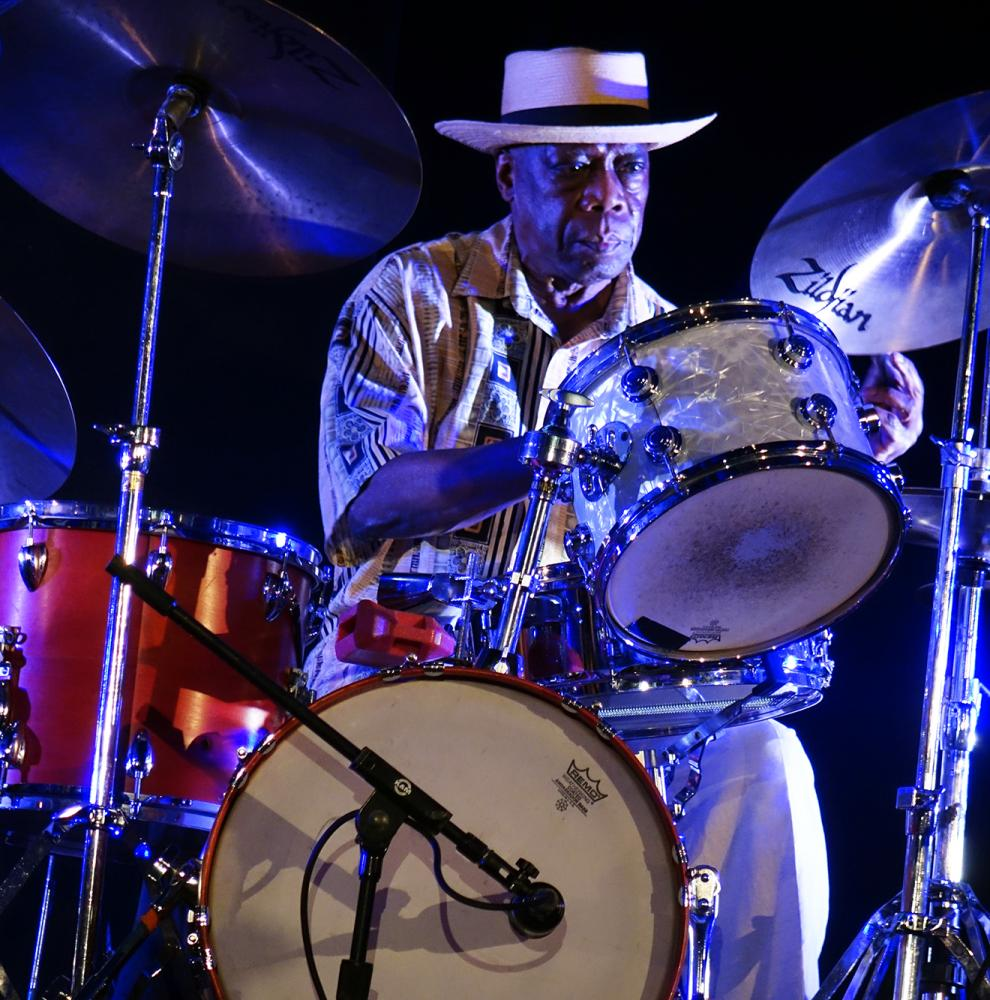 Andrew Cyrille at Vision Festival 21