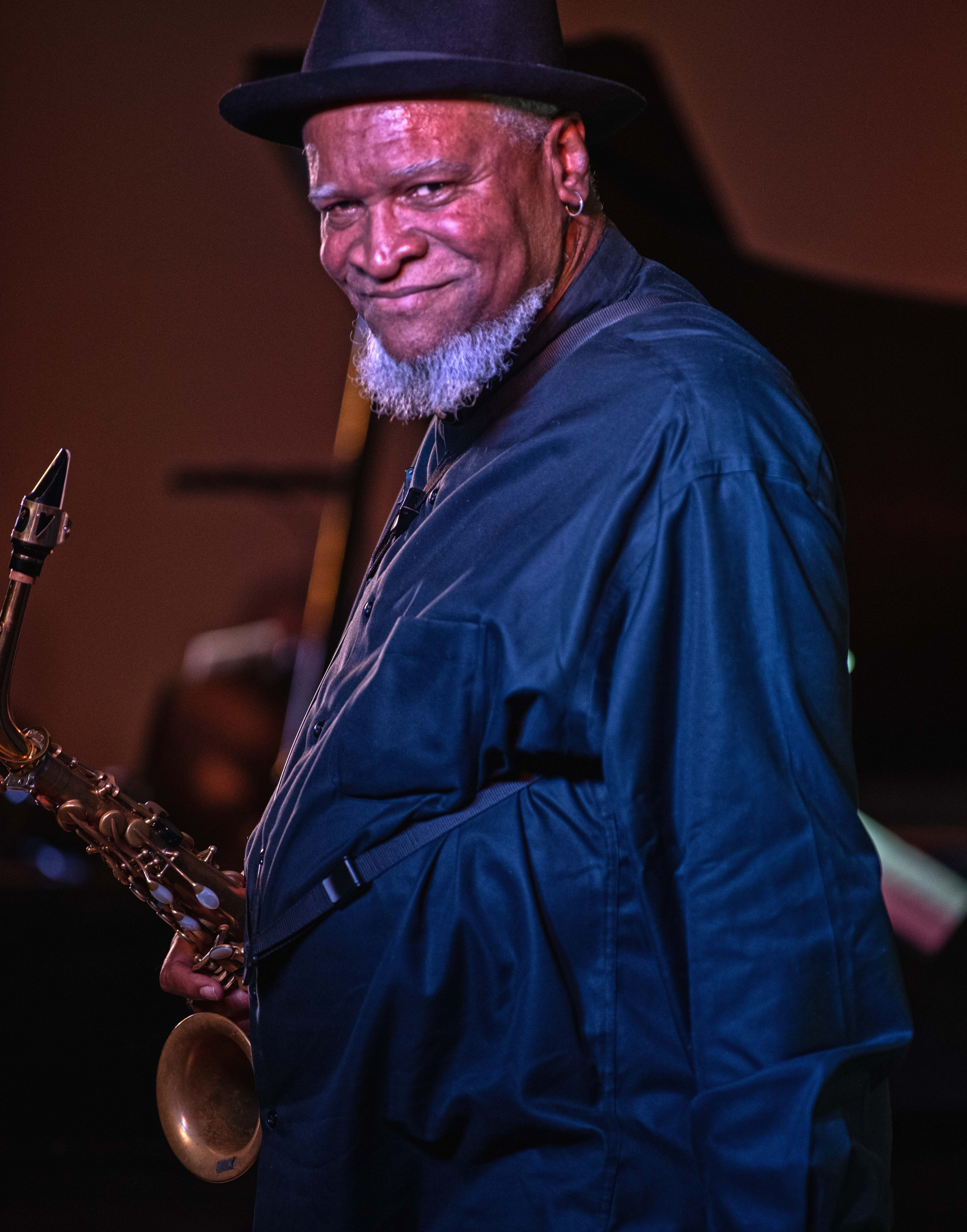 Bobby Watson at the Attucks Jazz Club