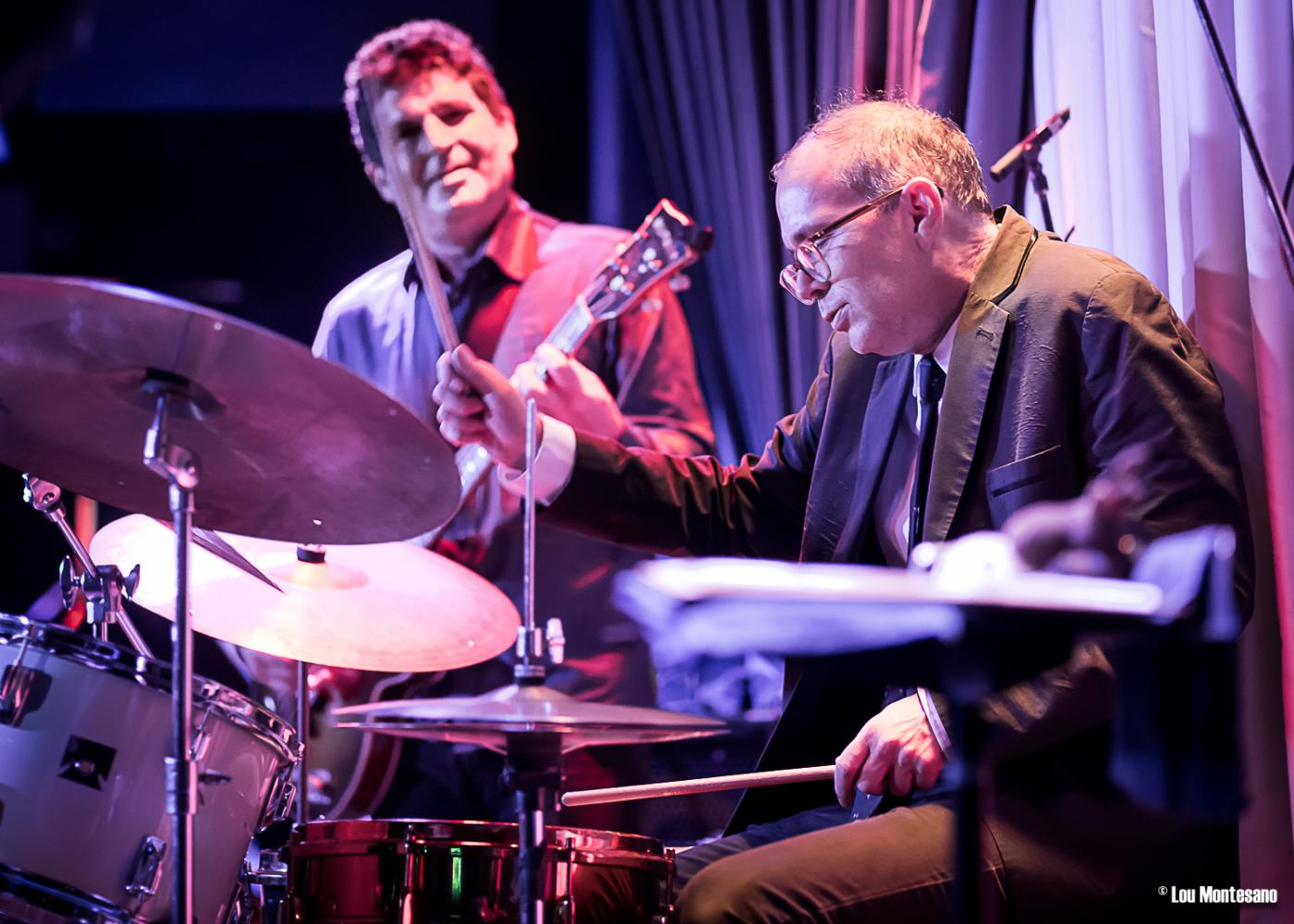 Tony Scherr and Kenny Wollesen, Blue Note, New York, October 2016