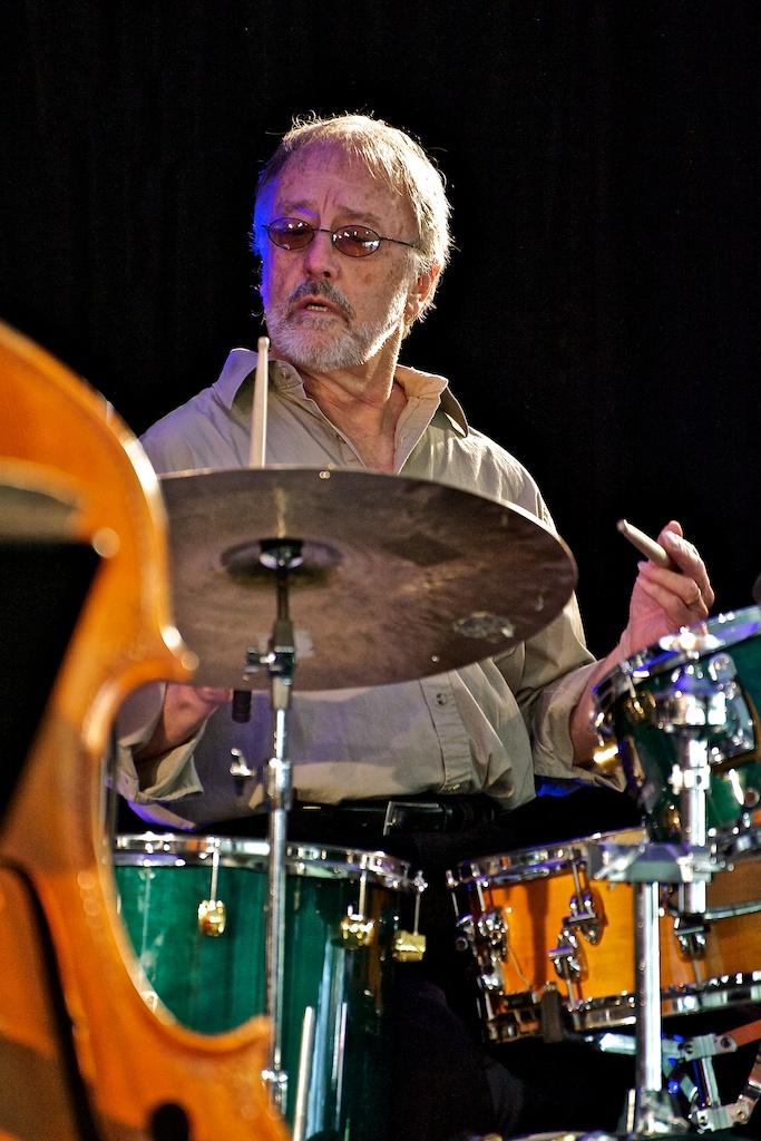 Terry Clarke - Port Hope Jazz Festival 2010