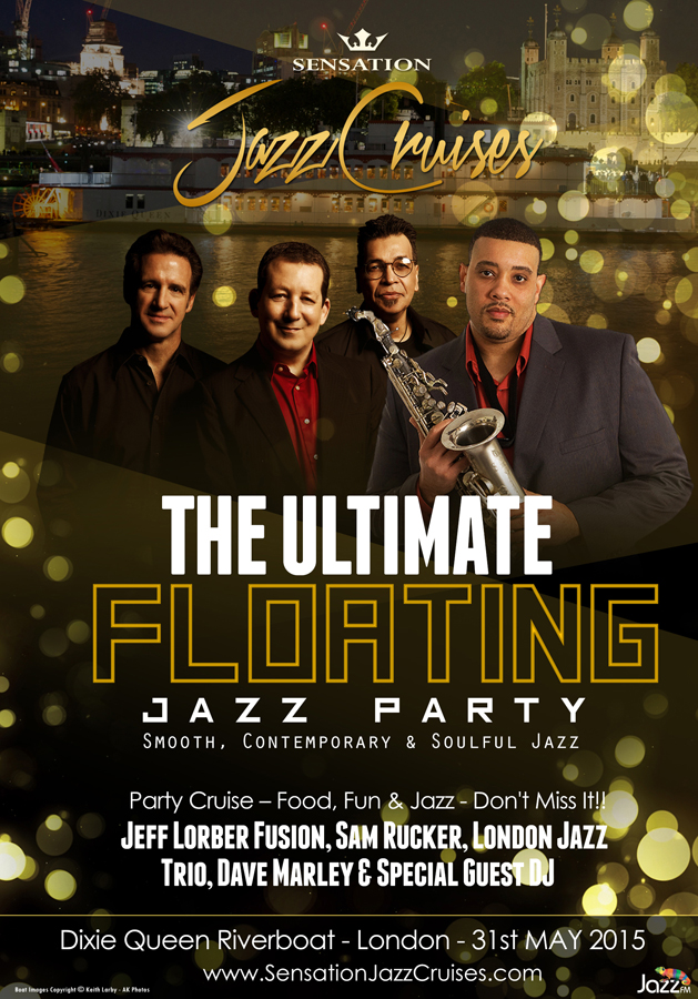Do You Love Live Jazz? Then You Must Experience The Sensation Jazz Cruise In London
