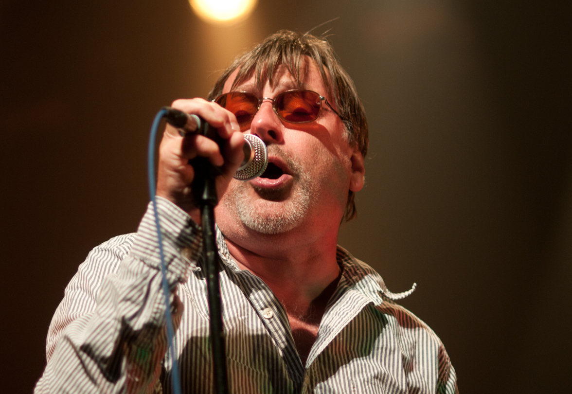 Southside Johnny with the Ashbury Jukes at the Montreal International Jazz Festival 2011