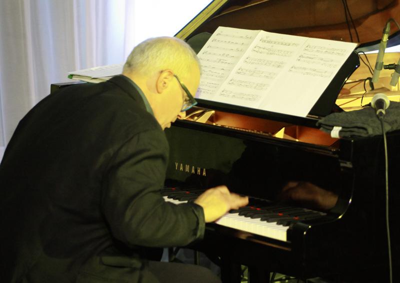Laurence Hobgood Trio