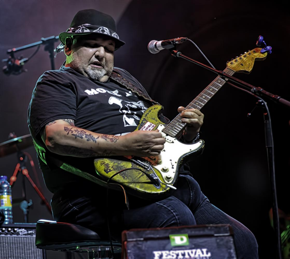 Popa Chubby At The Montreal International Jazz Festival 2016
