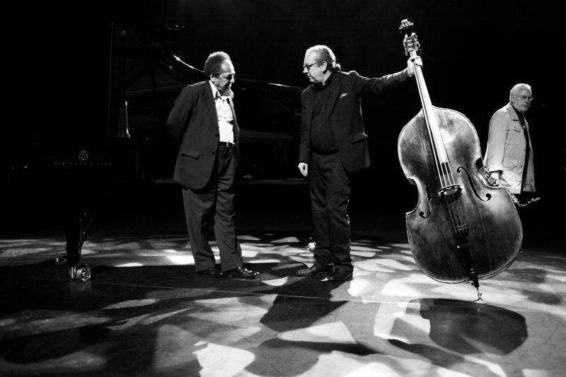 Alain Jean Marie / Riccardo Del Fra / Lee Konitz