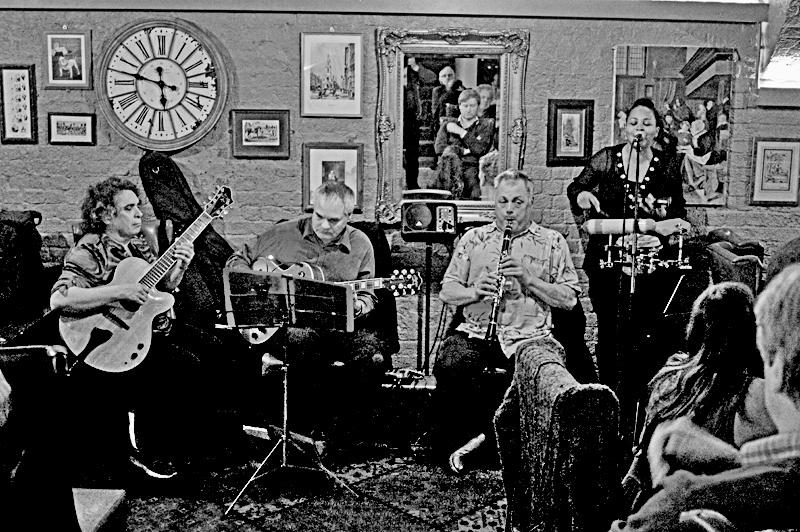 Howard Alden Quartet