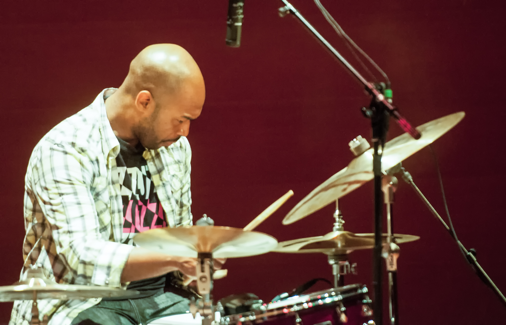 Eric harland with dave holland and prism at the musical instruments museum (mim) in phoenix
