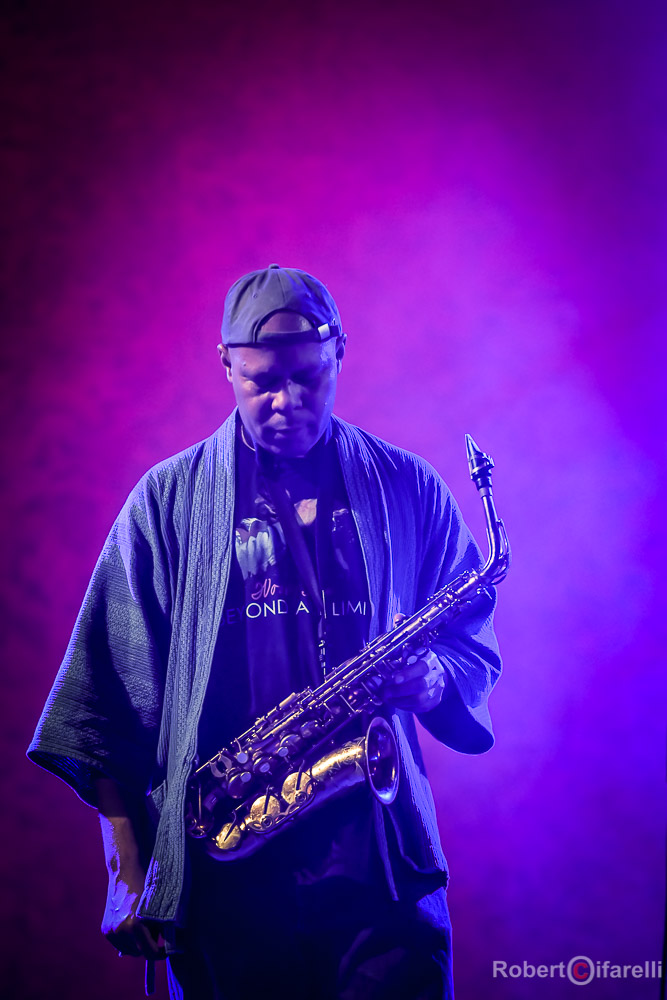 Steve Coleman Time in jazz 2018