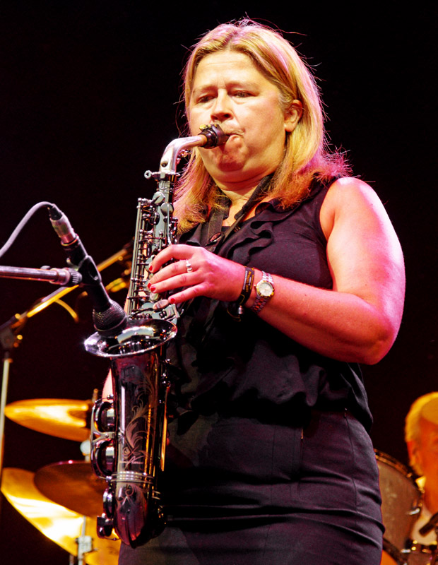 Lisa grahame, love supreme jazz festival
